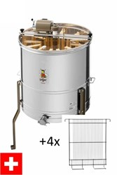 Picture for category Honey extractors for Swiss frames